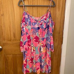 Lilly Pulitzer Large Rare HTF dress
